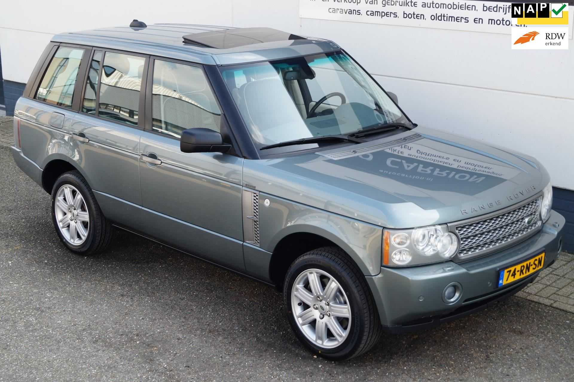 Land Rover Range Rover occasion - CARRION