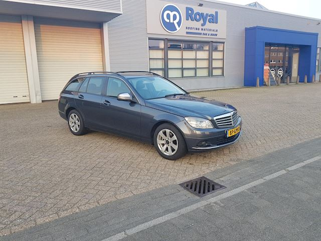 Mercedes-Benz C-klasse Estate 200 CDI LEDER NAVI CLIMA SPORT VOL OPTIES