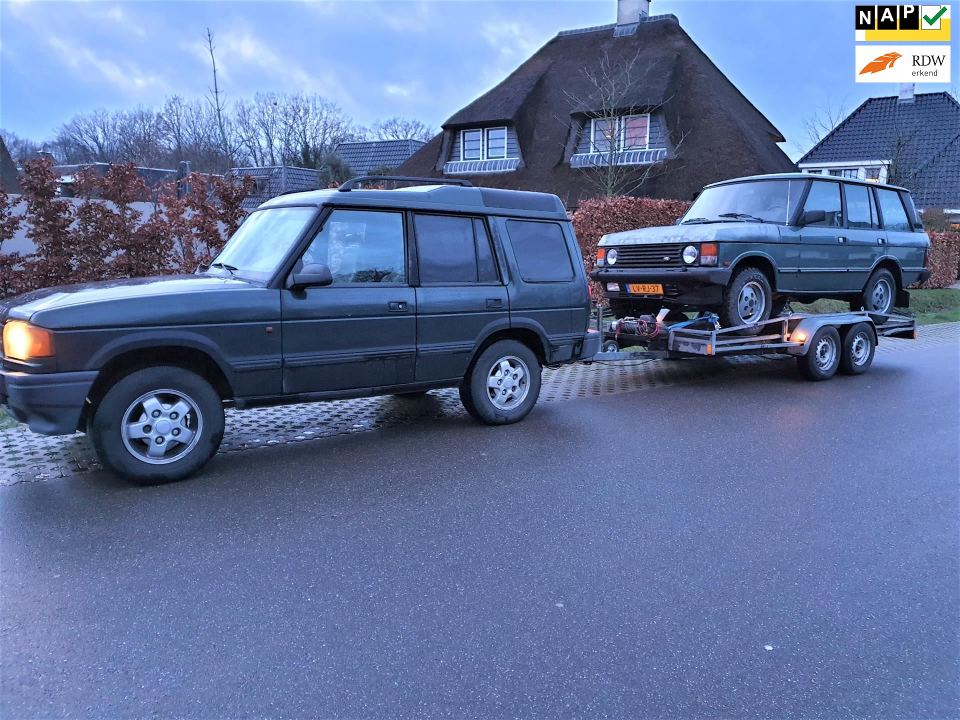Land Rover Range Rover occasion - Bronkhorst Banden & Autoservice