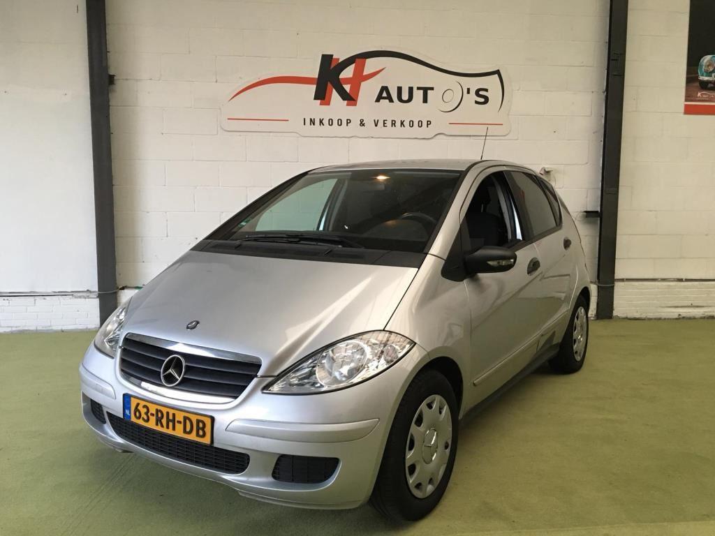 Mercedes-Benz A-klasse occasion - KH Auto's