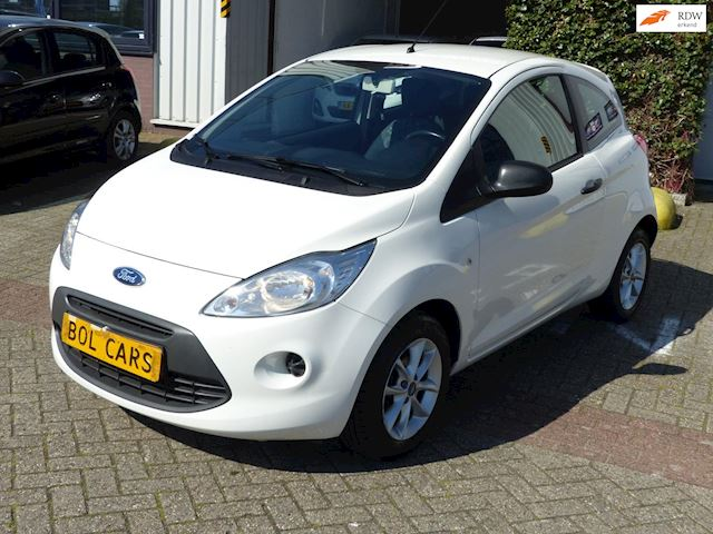 Ford Ka 1.2 Cool & Sound start/stop ,Airco,Aux,Lmv, inruil mog.