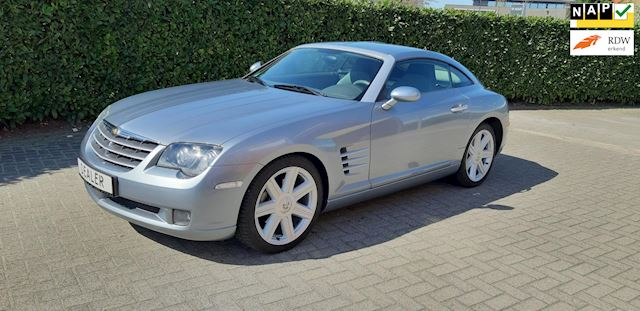 Chrysler Crossfire 3.2 V6 57000km Airco Leder Youngtimer Uniek!
