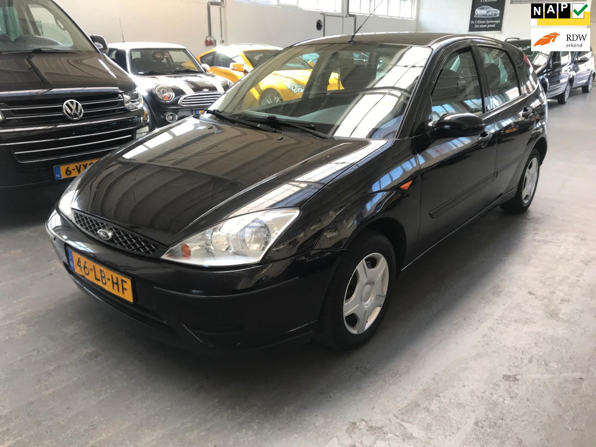 Ford Focus occasion - Autogarage Famillia