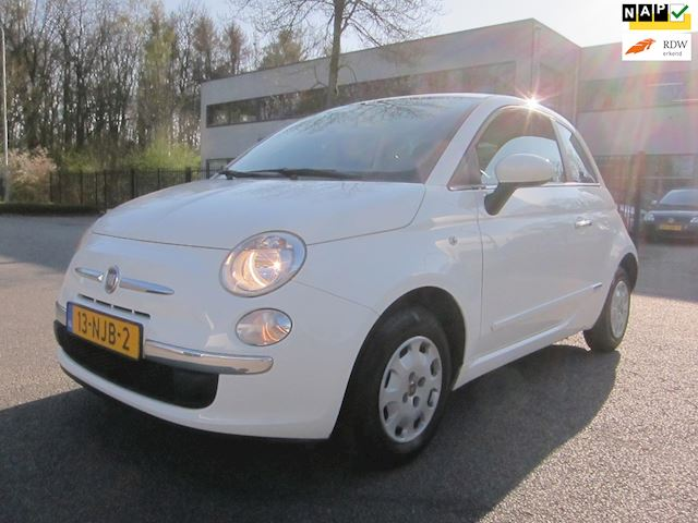 Fiat 500 1.2 Pop AIRCO SPOILER DEALER AUTO CHROOM