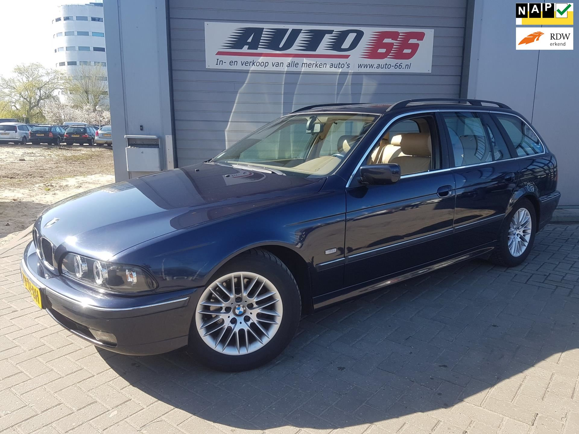 BMW 5-serie Touring occasion - Auto 66 BV