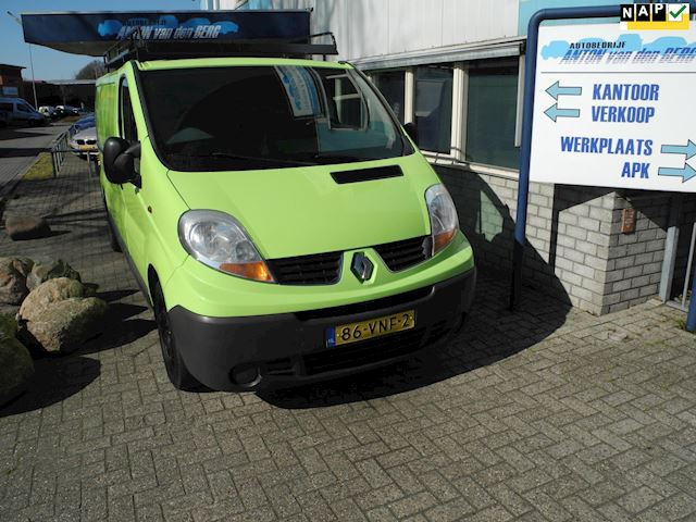 Renault Trafic 2.0 dCi T29 L2H1 Trekhaak, Airco, PDC
