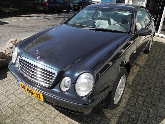 Mercedes-Benz CLK-klasse Coupé 200 Elegance origineel NL