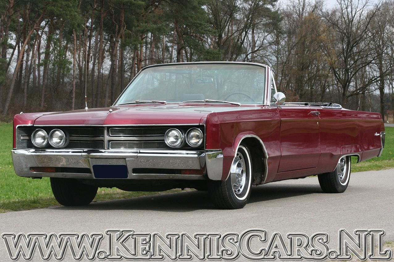 Chrysler 1967 Three Hundred Convertible occasion - KennisCars.nl