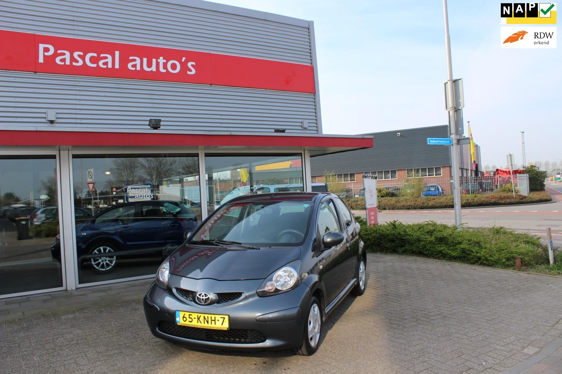 Toyota Aygo occasion - Pascal Auto's