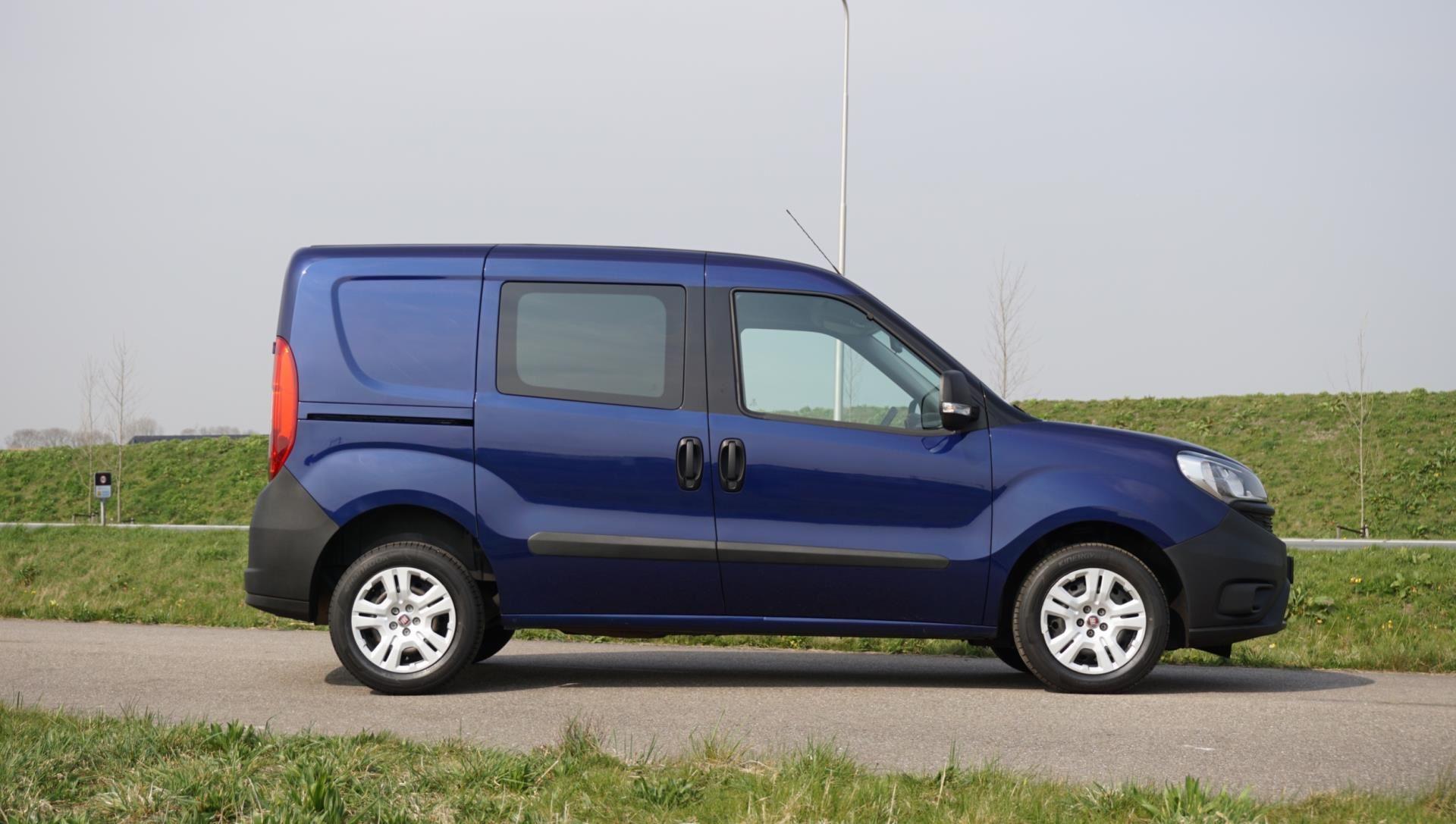 Fiat Doblo Cargo occasion - Metselaar Auto's
