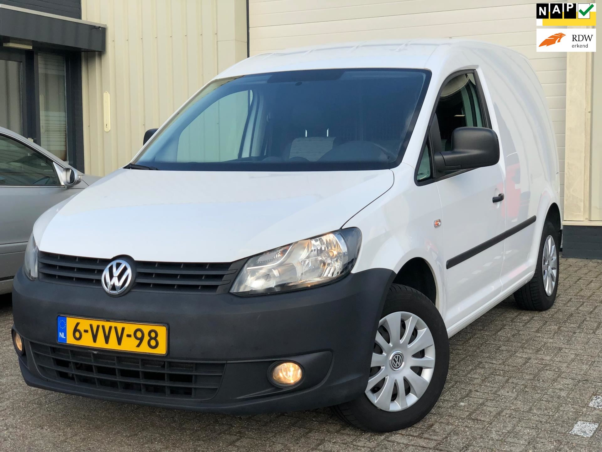 Volkswagen Caddy occasion - Ultimate Auto's