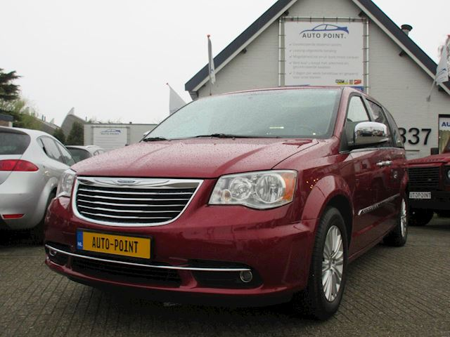 Chrysler Grand Voyager LIMITED/3XDVD/7PERSOONS