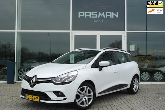 Renault Clio Estate 0.9 TCe Zen  LED, Clima, Navi, PDC, 16LM, NIEUW MODEL