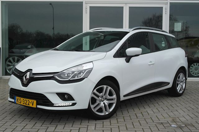 Renault Clio Estate 0.9 TCe Zen # LED,Clima, Navi, PDC, 16''LM, NIEUW MODEL ! #