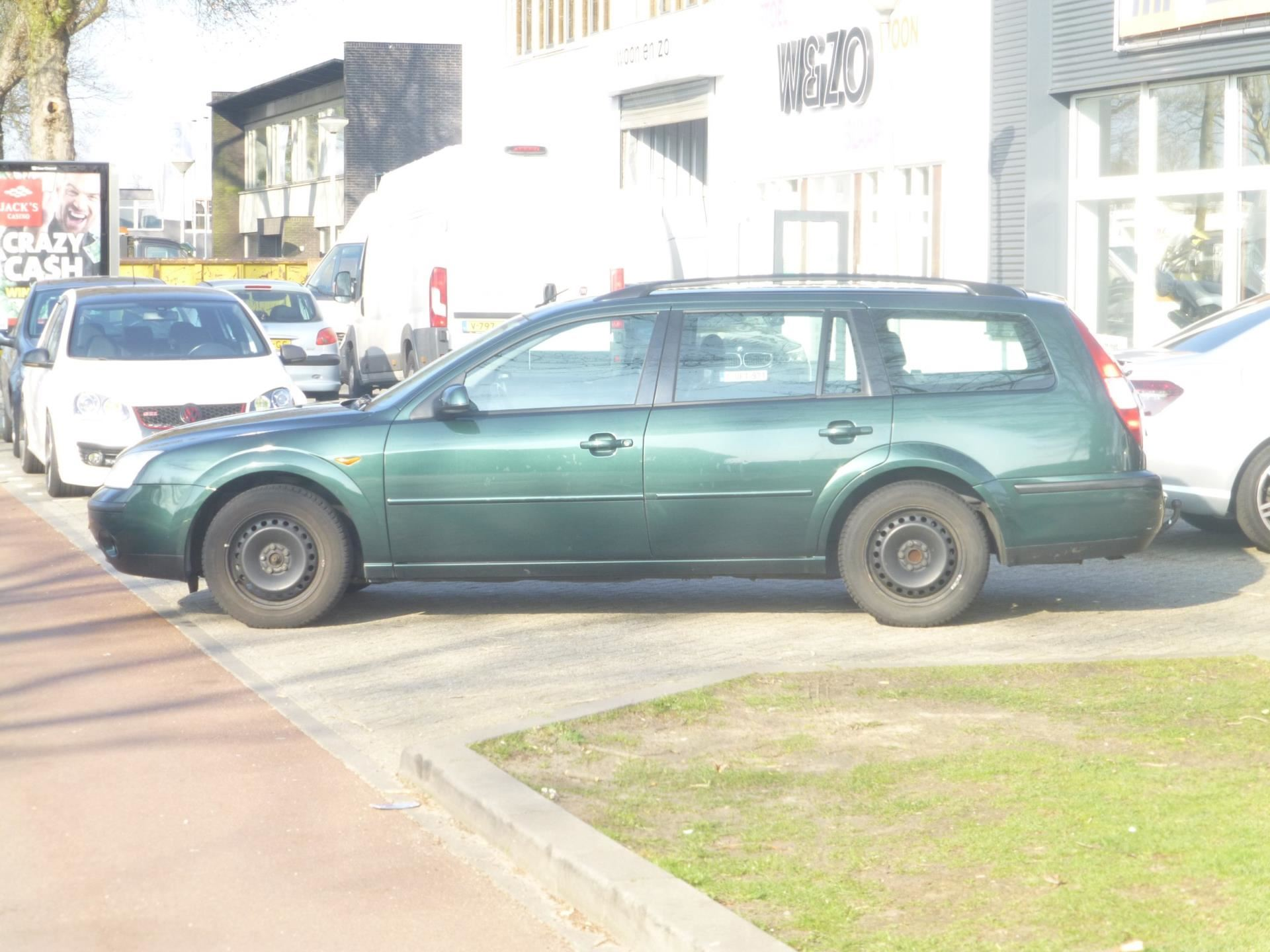 Ford Mondeo Wagon occasion - Autohandel Prins