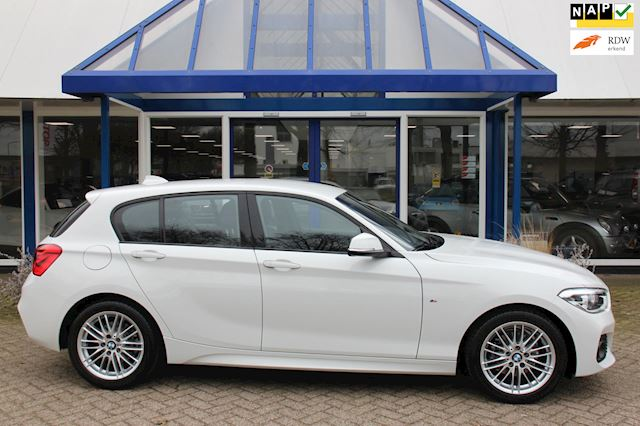 BMW 1-serie 118i Edition M Sport Shadow High Executive