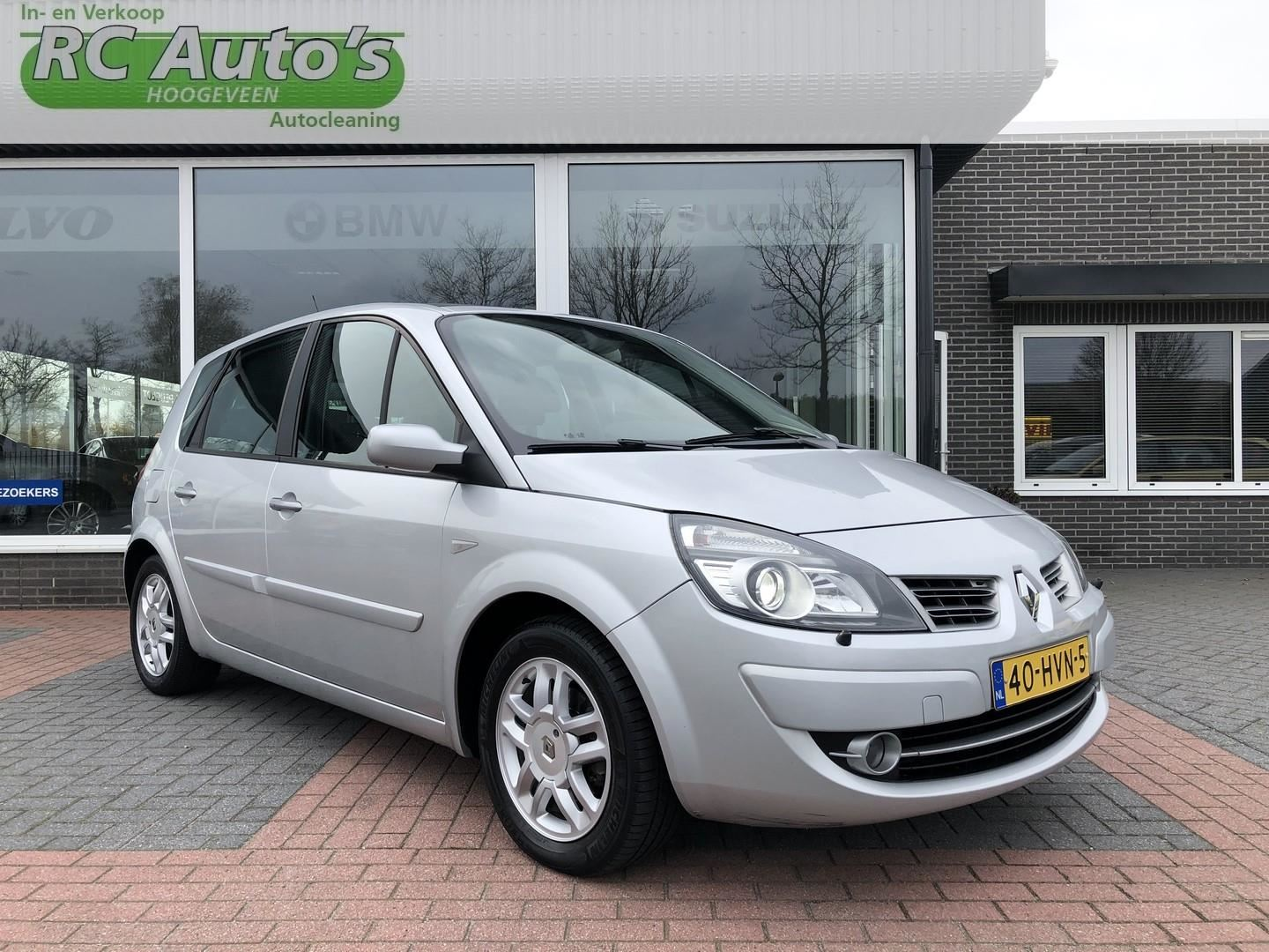 Renault Scénic occasion - RC Auto's Hoogeveen