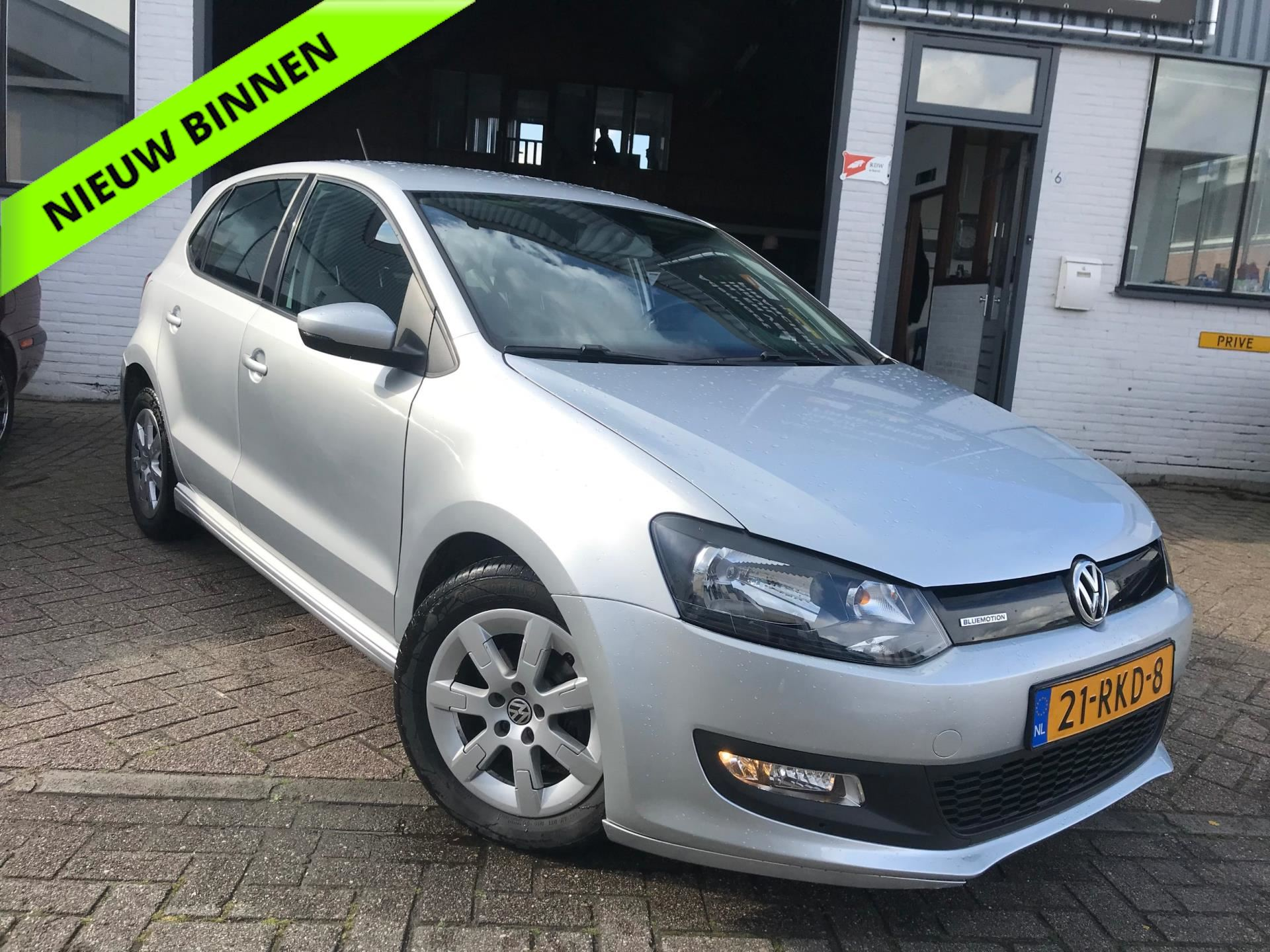 Volkswagen Polo occasion - Adequaat Auto's V.O.F.
