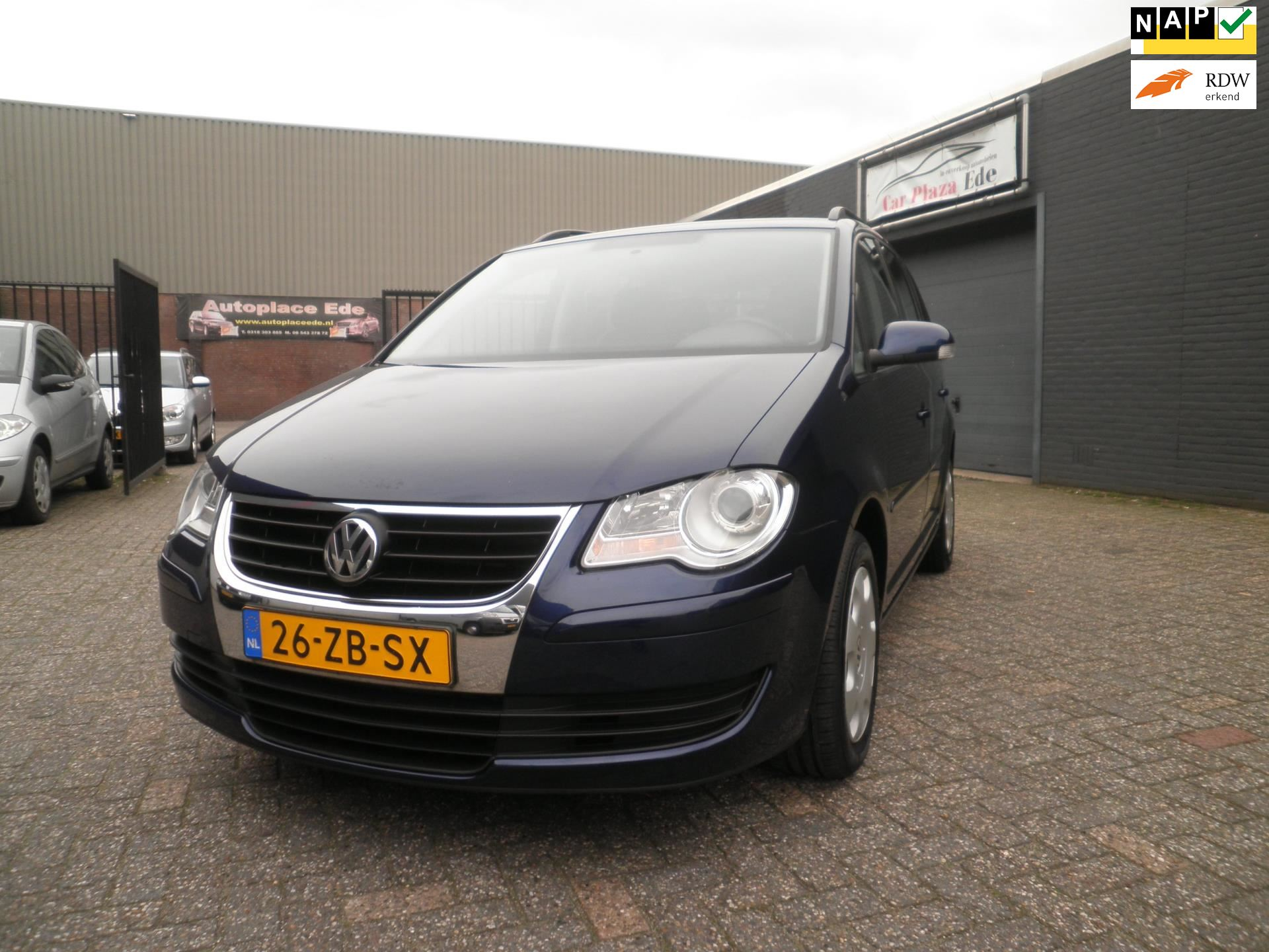 Volkswagen Touran occasion - Carplaza Ede