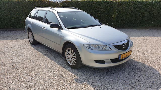 Mazda 6 Sportbreak 1.8i Exclusive Airco