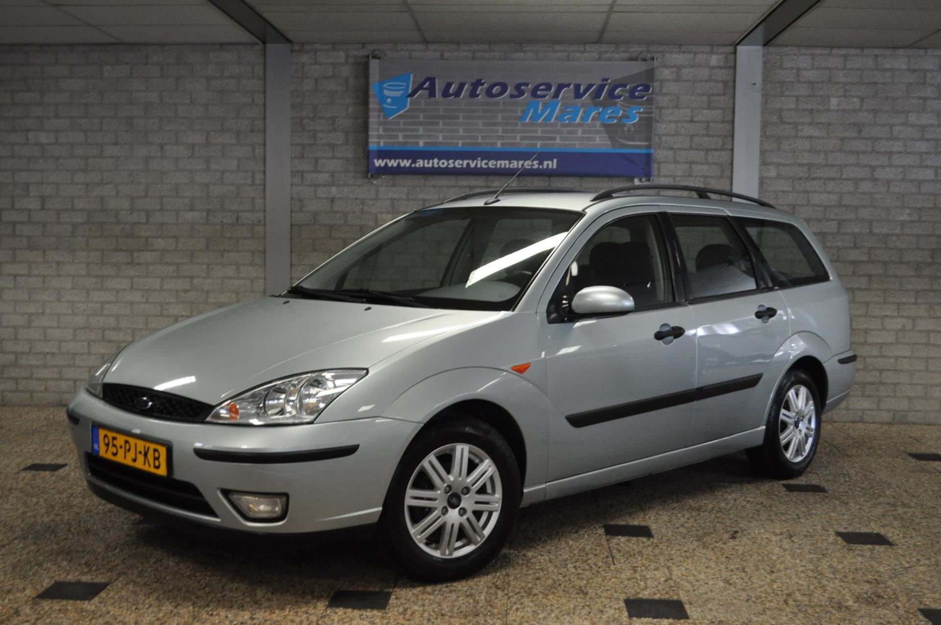 Ford Focus Wagon occasion - Autoservice Mares