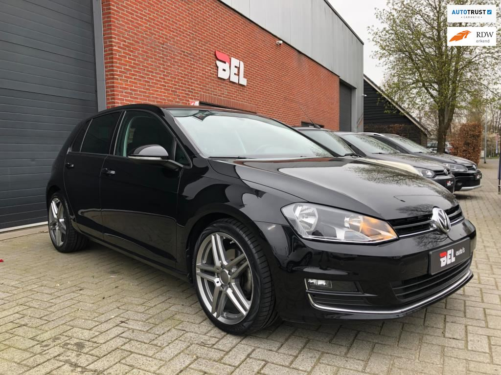 Volkswagen Golf 12 Tsi Highline Dsg Stoel Massagecruise