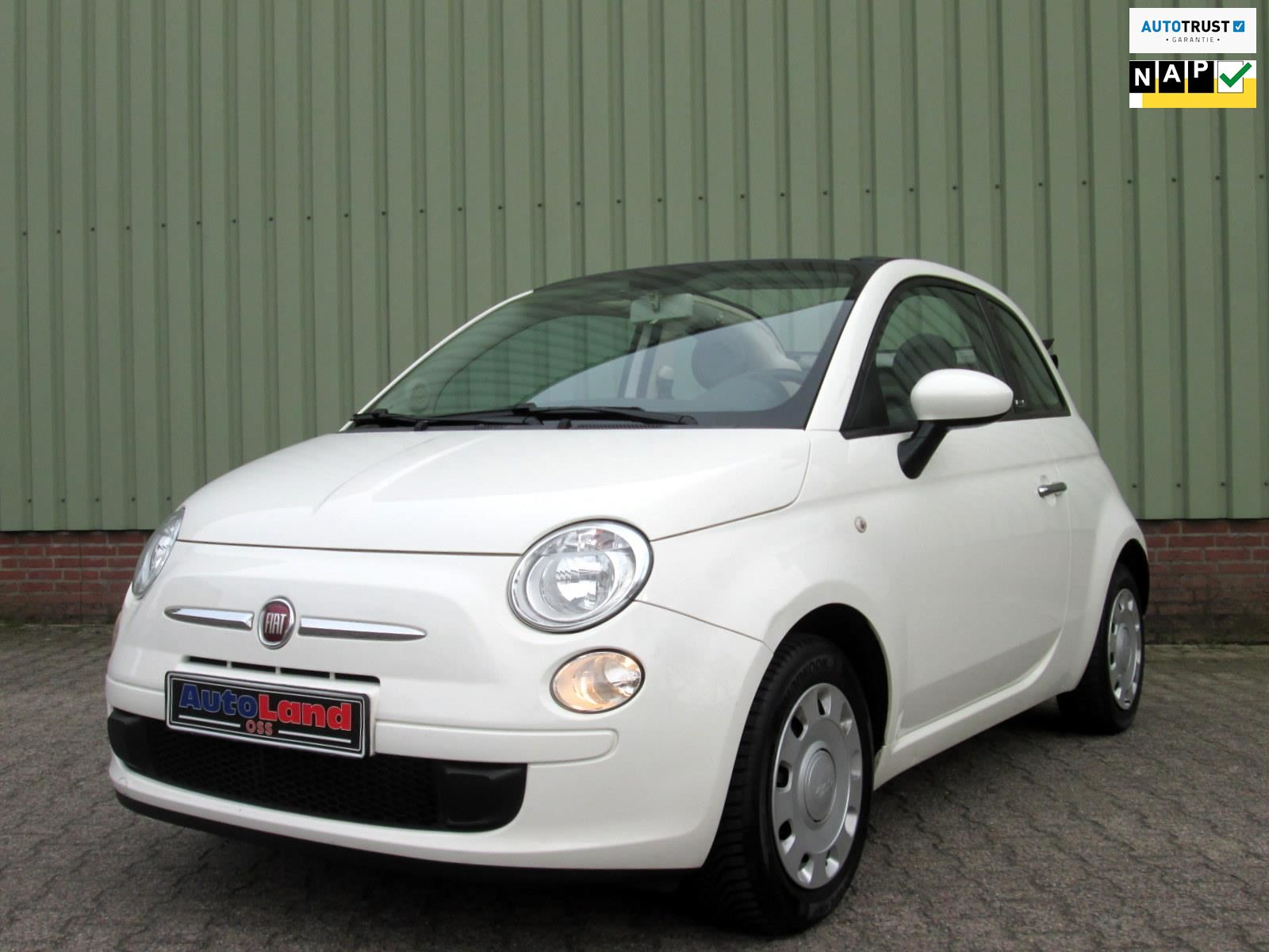 Fiat 500 occasion - Autoland Oss