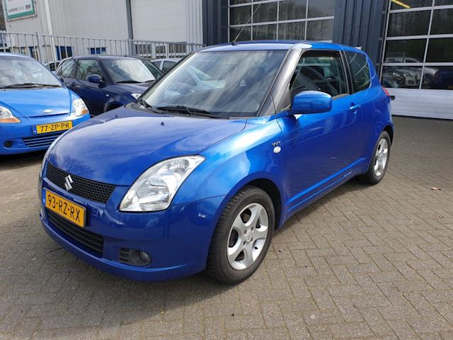 Suzuki Swift 1.5 Exclusive incl. garantie