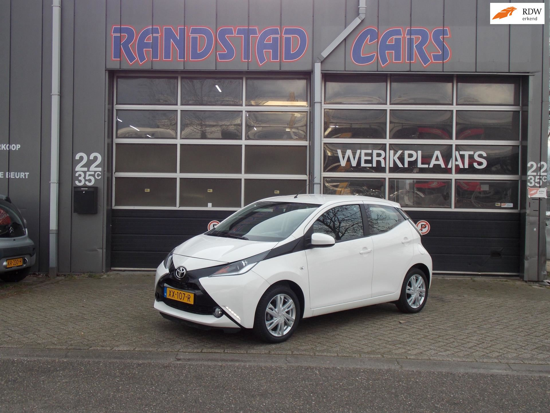 Toyota Aygo occasion - Randstad Cars