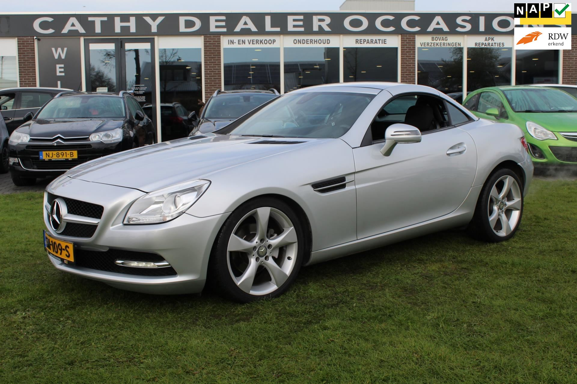 Mercedes-Benz SLK-klasse occasion - Cathy Dealer Occasions