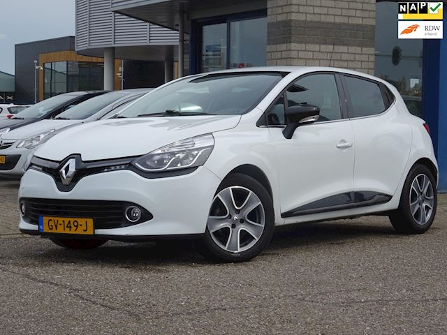 Renault Clio 1.5 dCi ECO Night&Day FULL-MAP NAVI AC LMV PDC-A MULTI-STUUR CRUISE-CONTROLE