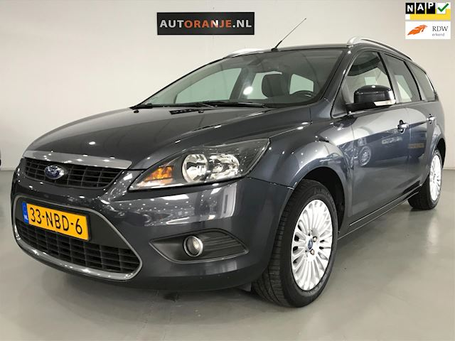 Ford Focus Wagon 1.8 Limited Clima, Cr Control, PDC Achter, L.M.V, Dealer Onderhouden!!