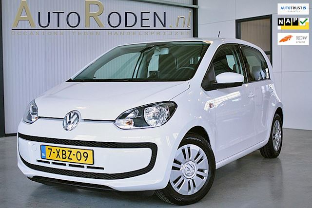Volkswagen Up! 1.0 move up! BlueMotion 5drs/ AirCo/ Navigatie