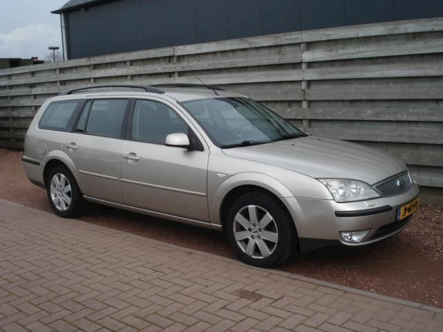 Ford Mondeo Wagon 2.0 TDCi First Edition