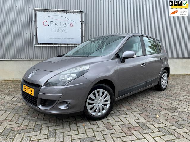 Renault Scénic 1.4 TCE Sélection Business 130pk / 2009 / Navigatie / Clima / Cruisecontrol / NAP Dealeronderhouden