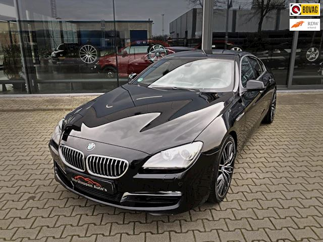 BMW 6-serie Gran Coupé 640d High Executive