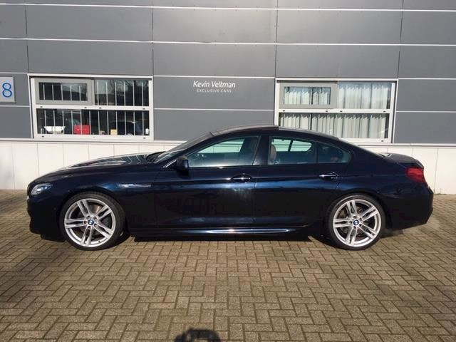 BMW 6-serie Gran Coupé 640i High Executive M uitvoering