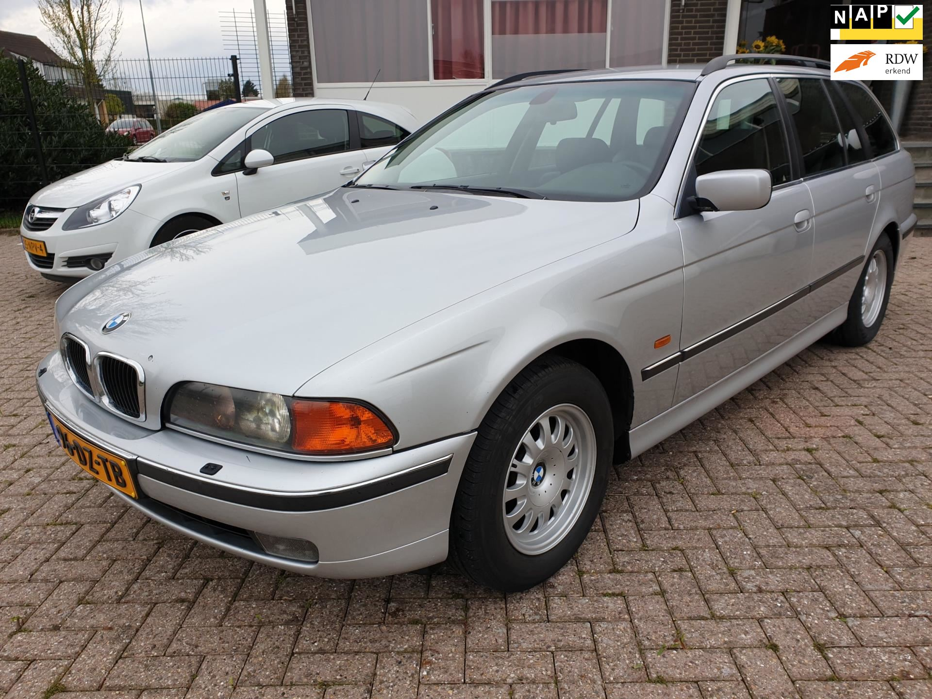 BMW 5-serie Touring occasion - HACO Automotive