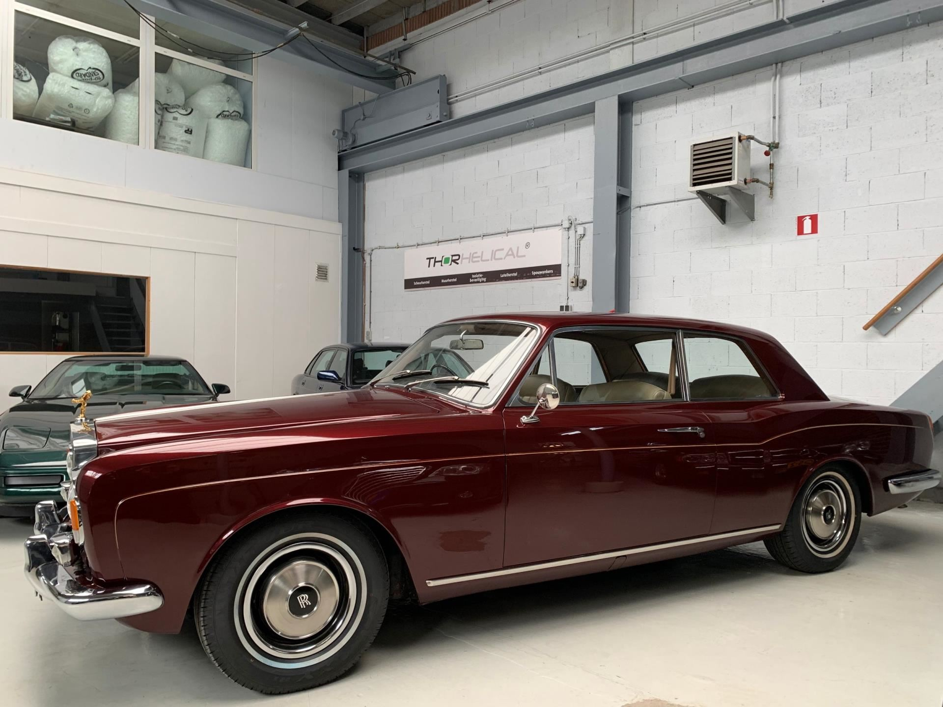 Rolls-Royce MULLINER PARK WARD COUPE occasion - GP Exclusive