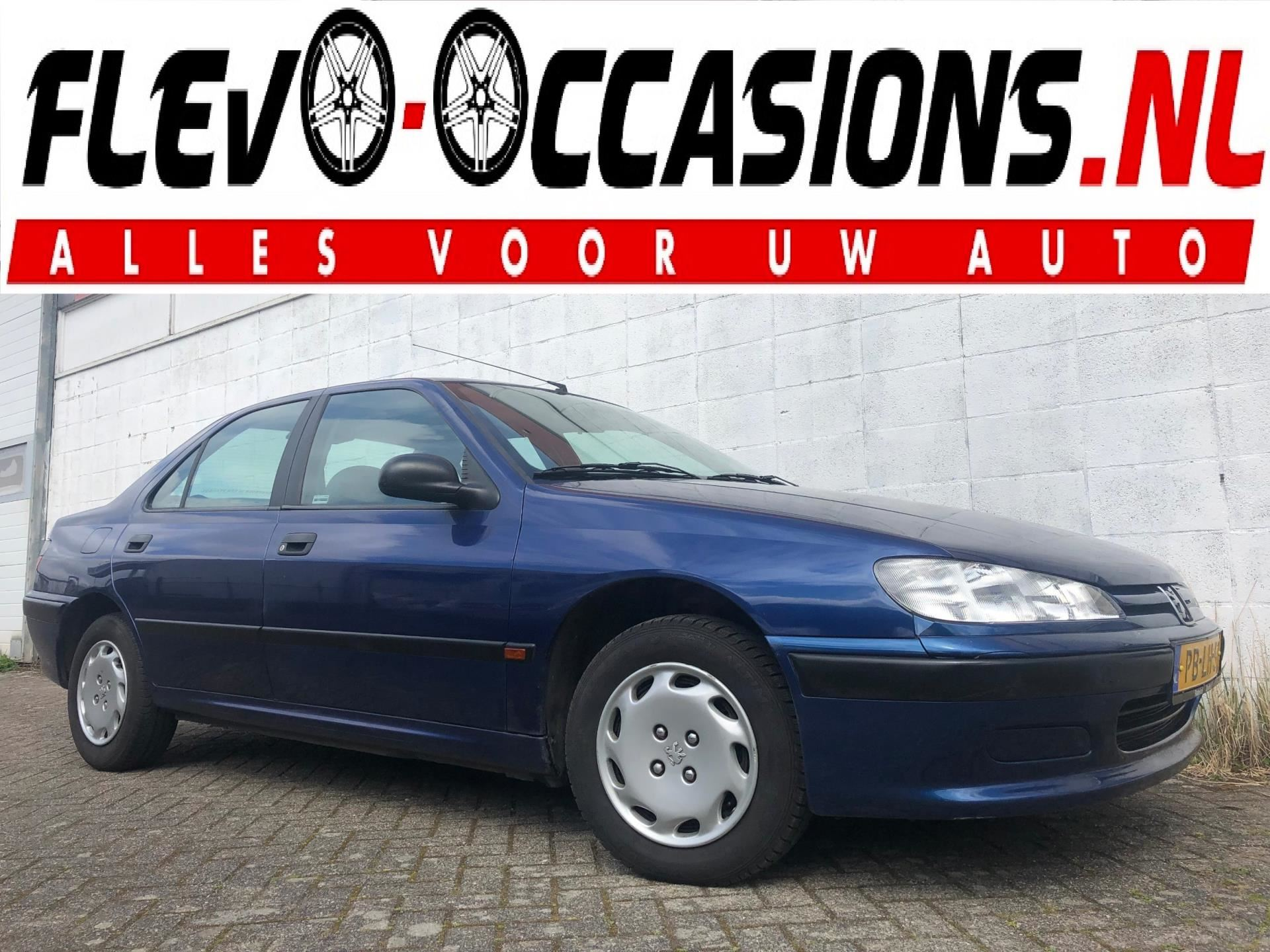 Peugeot 406 occasion - Flevo Occasions