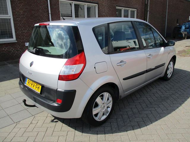 Renault Scénic 1.6-16V Expression Luxe nieuwe apk