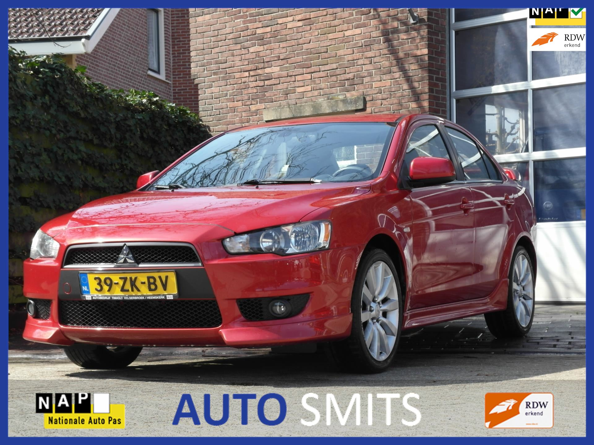 Mitsubishi Lancer Sports Sedan occasion - Auto Smits