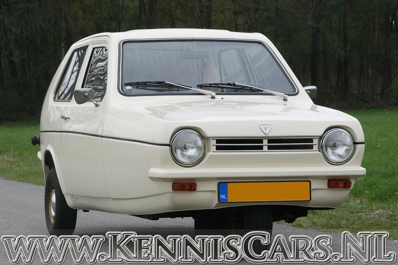 Reliant 1979 Robin 850 occasion - KennisCars.nl