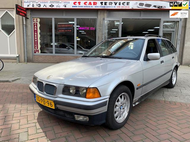 BMW 3-serie Touring occasion - CS Car Service
