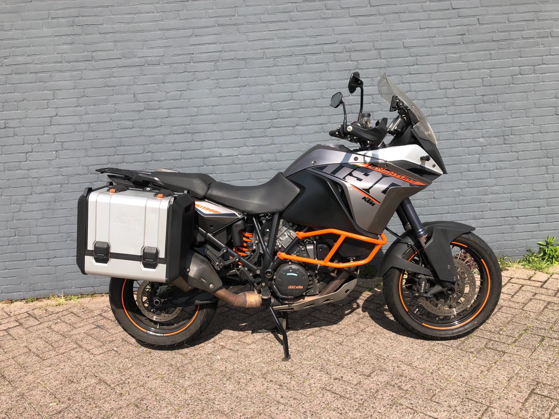 KTM Off-Road occasion - Auto Leiderdorp
