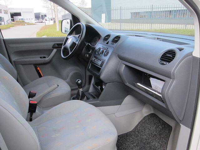 Volkswagen Caddy 2.0 SDI 850 kg. MARGE AIRCO IMPERIAAL TREKHAAK 1e EIGENAAR!!