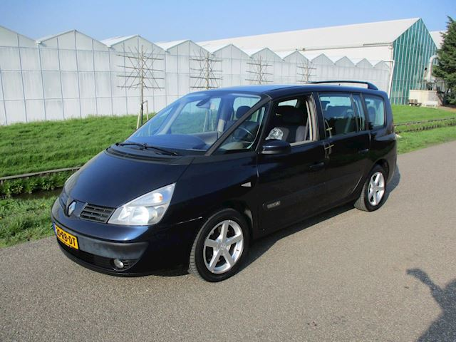 Renault Grand Espace 3.5 V6 Privilège 7 Persoons Automaat
