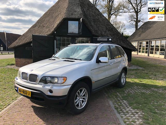 BMW X5 4.4i in nieuwstaat! YOUNGTIMER! Incl btw