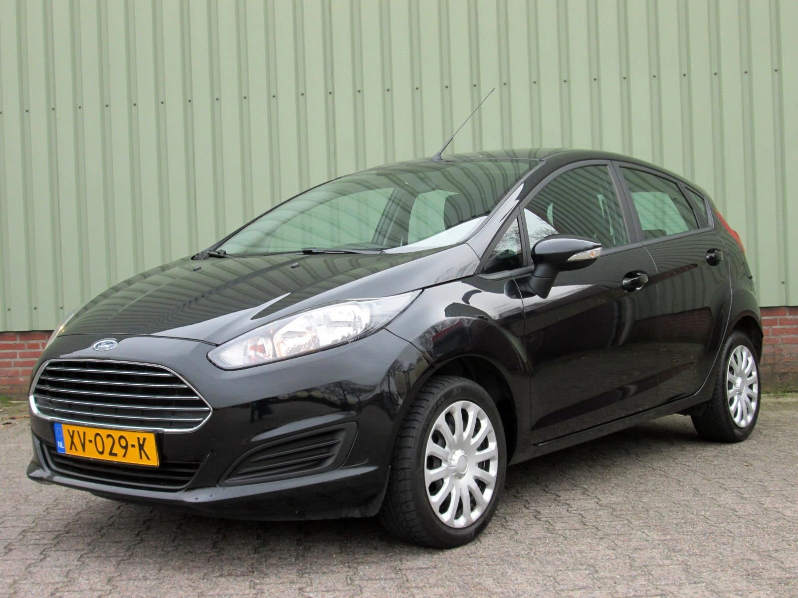 Ford Fiesta occasion - Autoland Oss
