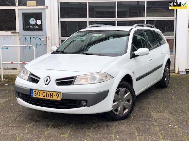 Renault Mgane Grand Tour 1.4-16V Business Line bj 2008 Navigatie